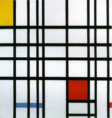Mondrian Abstract geometry121