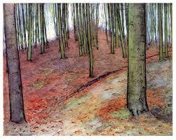 Mondrian Trees 127